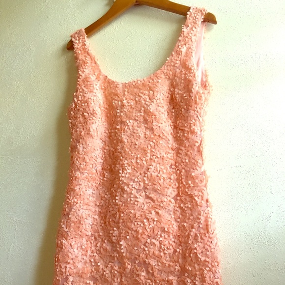 987c77dd5bfe Forever 21 Dresses | Pretty 3d Petal Pink Mini Dress | Poshmark